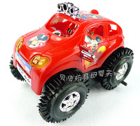 5 ! hyperspeed MICKEY MOUSE dump-car electric toy 15