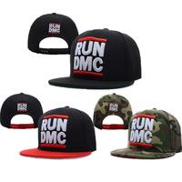 Free shipping Hot-selling hiphop flat along the cap run dmc snapbacks adjustable hat