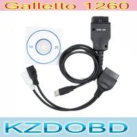 Galletto 1260 ECU Chip Tuning Interface ECU Flasher OBD2 EOBD2 FLASHER Galletto 1260