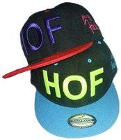 Free shipping Hof house of fild letter hat ssur baseball cap hiphop hip-hop hat flat along the cap