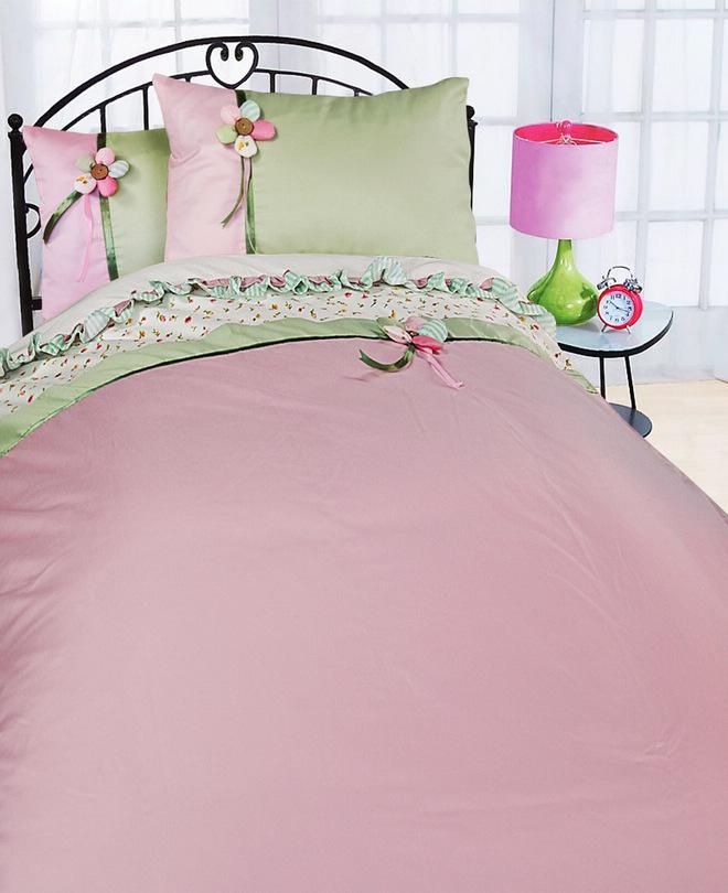 Gratis verzending super zachte katoenen dekbedovertrek geschuurd bed mattress sale - Lakens en sprei ...