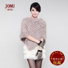 free shipping autumn winter spring Hot selling new fashion female women s fur rabbit fur rex