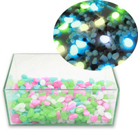 Aquarium glass fish tank sand ceiling luminous stone danzi luminous neon danzi 10 1