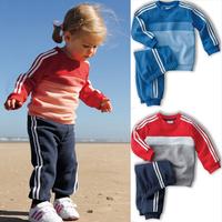 NEW arrive wholesale children sport suit 2 pcs set children cloth  brand children clothing sport set children autumn set