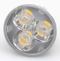 3W  High Power GU5.3/MR16 LED Spot Light Energy Saving Lamp Bulbs White Free Shipping