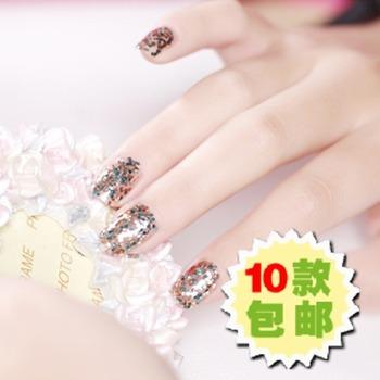 Min order$5 Nail polish oil big bling paillette nail polish oil nail art products