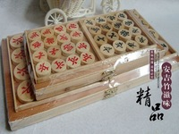 Plate Chess Folding Board Carry Chinese Chess