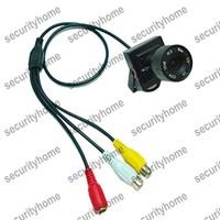"""CMOS 600TVL 1/3"""" 6mm Board box Color Mini CCTV Camera"""
