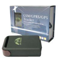 100PCS global universal GPS Tracker TK-102B with Sleep Function sharp location battery inside for old men/children/car free DHL