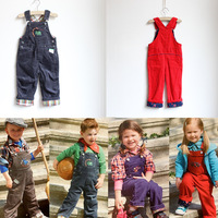 Free Shipping- wholesale papagino kids/children/girls/boys Corduroy pants, baby kids rompers, overalls pants (MOQ: 1 lot=5pcs)