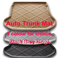 Rubber Foam Trunk Tray Liner Cargo Mat Floor Protector For Toyota Prado 120 150 2010-2012