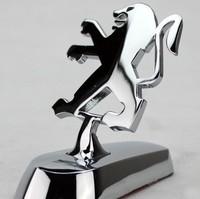 Luxury type emblem peugeot emblem standard front pulchritudinous 307 408 508 407