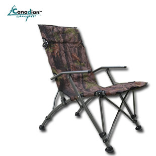 Folding beach lounge promotion online shopping for for Camo chaise lounge