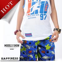 Free Shipping 2013 Boys Boardshorts, Beach Board Shorts For Children, Short Surf Swim Shorts Boys, Shorts For Boys Wholesale
