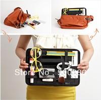 Free shipping Elastic flexibility admission board / travel bag / Travel Digital Storage bag / finishing bag