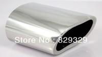 Brand New Stainless steel Exhaust Muffler Tip Tail Pipe For 2008-2012 Bayerische Motoren Werke 318 1pc