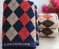 Free shipping SUPER QUALITY wholesale Towel fashion thick 100% cotton washcloth 78CMX35CM