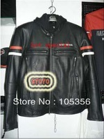 special the classical 3-1 motorcycles mortorbiker Men's  Leather Jacket 97070-07VM,Sports jacket,motorcycles jacket S-XXL