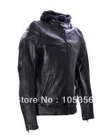 special !! motorcycles mortorbiker Men's  Leather Jacket 98006,Sports jacket,motorcycles jacket S-XXL