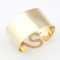 Jewelry wholesale  Fashion Punk Personalized Metal bracelets Bangle ,Free shipping!!