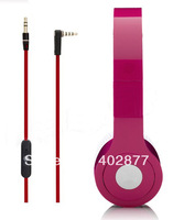 Free Shipping High Quality Stereo Headset HD Headphone On-Ear Headphones and Earphones with MIC