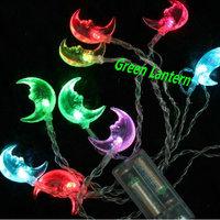 Led Battery String Light Crescent Moon/moon shaped string lights