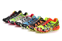 30color 2013 NEW Salomon Speedcross 3 Running Shoes Men's France Walking Ourdoor Shoes Climashield Sport CS XT 3D wings ultra