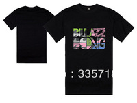 Billabong T shirt mens 100% cotton tshirts T-shirt 8 styles men's short sleeve Free Shipping Size S M L XL XXL XXXL