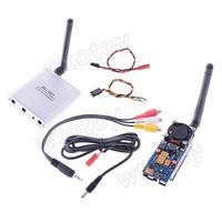 TS352+RC305 FPV 5.8G 500mW AV A/V Transmitting 8 Channels Receiving System