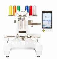 PR650E compact commercial single head embroidery machine/T-shirt and Cap embroidery machine