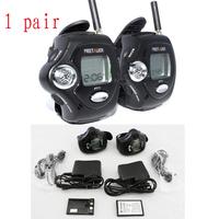 iradio W-820 watch walkie talkie pair children radio PTT with earpiece free shipping
