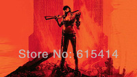 Call of Duty Black Ops zombies 42''x24'' inch wall Poster with Tracking Number