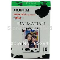 5pcs/lot ! !Free shipping  FUJIFILM  FUJI Instax   Dalmatian Film 10 exp Dalmatian for mini7s/25 film instant