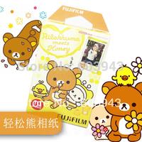 summer holiday Promotion  ! !Free shipping Instax mini rilakkuma for mini7s/25