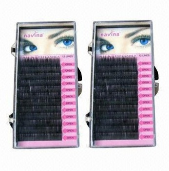 3box per lot free shipping individual lashes planting/grafting false eyelashes
