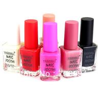 Nail Art Supplies Perfume Nail Polish 6pcs/lot 40 colors optional Quick Drying Nail Polish Nail Lacquer 16ml