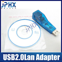 Wholesale top selling USB Ethernet Free Drive of MAC USB Lan network Adapter card