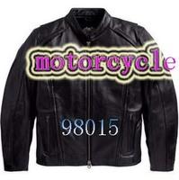 special !! motorcycles mortorbiker Men's genuine Leather Jacket 98015,Sports jacket,motorcycles jacket S-XXL
