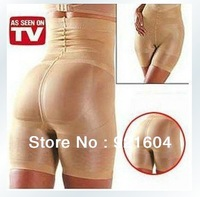 FedEx Free Shipping 300pcs/lot Wholesale California Beauty Slim Lift Firm Thigh Slimmers Pants As Seen On TV (OPP bag packed)