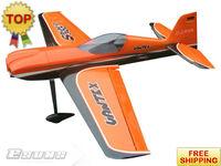 "AL505B Orange 4 Channels Sbach 300 - 87""50cc High performance High Quality Aerobatic Airplanes EMS Free Shipping R/C Airplane"
