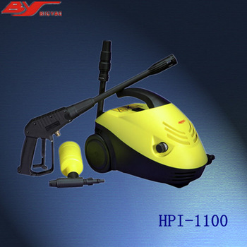Hpi1100 high pressure cleaner washing machine automatic gun