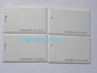 Thick id card access control card attendance card smart card proximity card id card thick card em card tk4100