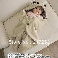 2013 New Style Baby sleeping bag, Gremlins Multifunction Out blankets Baojin Trolleys Warm sleeping bag