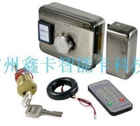 Lock ic card lock intelligent one piece lock one piece lock access control lock