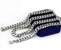 Wholesale\Retail! 60cm*8mm 54.5g Stainless Steel Silver Franco Chains Neklace For Handsome Boy\ Men, Lowest Price Best Quality