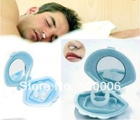 3 pcs/Lot Qulity Soft Silicone Stop Snoring Nose Clip Plug Anti-Snoring Nasal Aid Device Snore Stopper for Quiet Night Sleepping