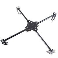 KK Glass fiber Multicopte Quad-Rotor Multi copter KIT RC Heli,aerial photography