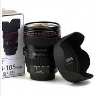 60pcs/lot Coffee camera lens mug cup (Caniam) logo the 3th generation