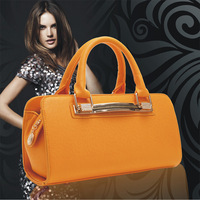 2013 handle fashion vintage fashion handbag serpentine pattern diamond women's document handbag elegant small bags