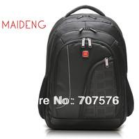 Exported Order!Commercial/business travel backpack bag male backpack student school bag black laptop bag 36*12*45cm